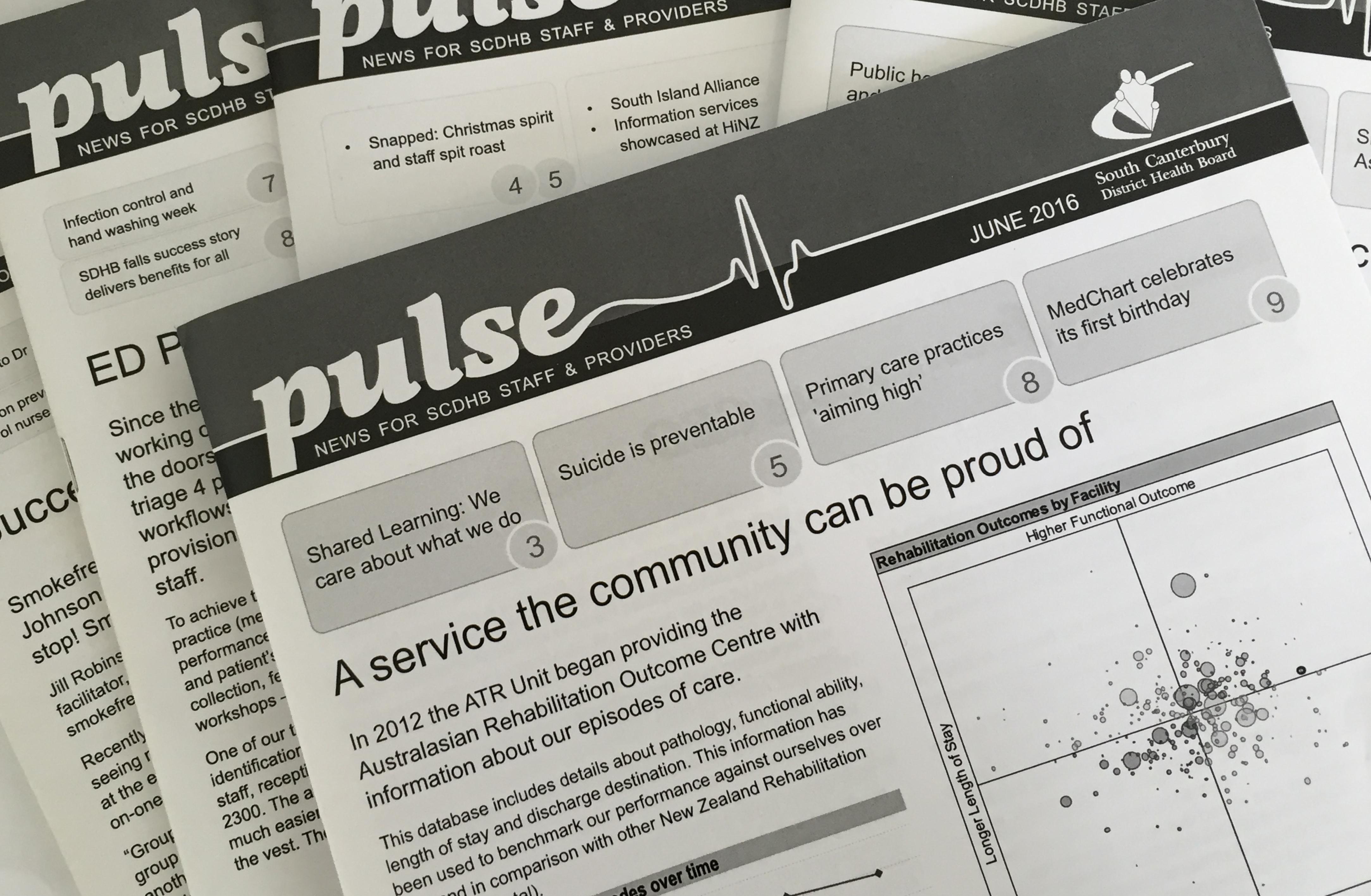 Pulse Newsletter thumbnail image.