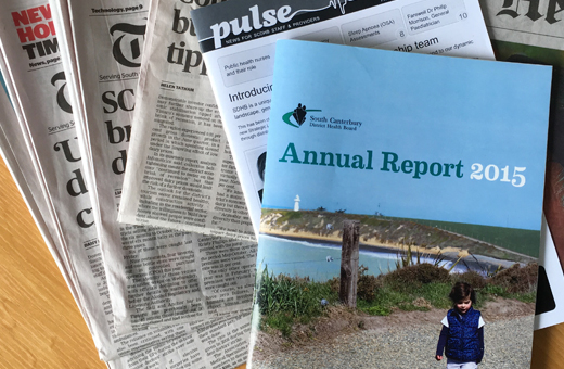 News and Publications thumbnail image.